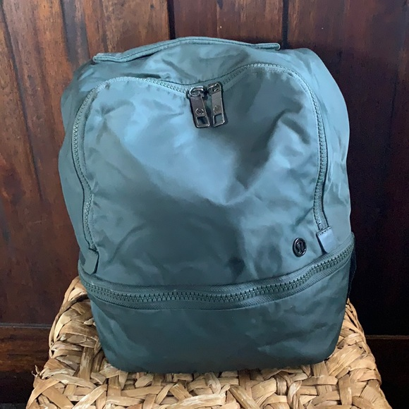 Lululemon nylon backpack